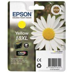 Epson tinta 18XL, žuta