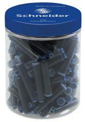 Schneider bombice v kozarcu 100/1, modre
