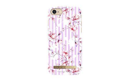 Ideal maska iPhone 8/7/6 Magnolia Stripes, roza