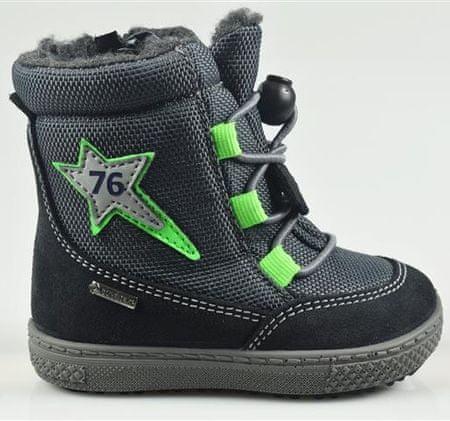 Primigi buty zimowe chłopięce 25 niebieskie