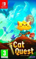 PQube igra Cat Quest (Switch)