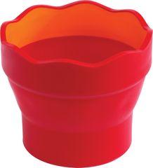 Faber-Castell posudica Click&Go, crvena