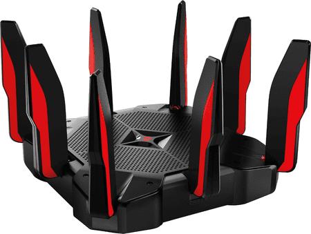 TP-Link gigabit bežični gaming usmjerivač Archer C5400X, Tri-Band AC5400