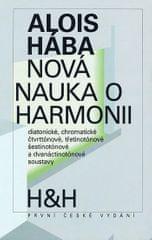 Hába Alois: Nová nauka o harmonii