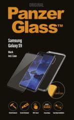 PanzerGlass staklo CF i maska za Galaxy S9, crna