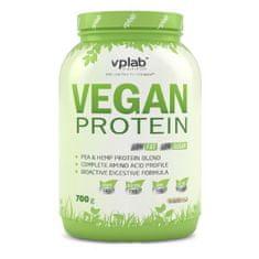 VPLAB proteinski izolat iz graška i konoplje Vegan Protein, vanilija, 700 g