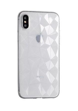 Silikonski ovitek Diamond za Galaxy A8/A5 2018 A530, prozoren
