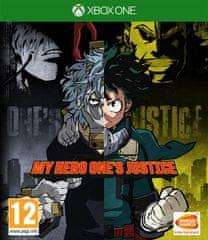 Namco igra My Hero One's Justice (Xbox One)