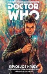 Abadzis Nick: Desátý Doctor Who - Revoluce hrůzy
