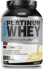 VPLAB proteinski izolat i koncentrat surutke 100% Platinum Whey, vanilija, 908 g