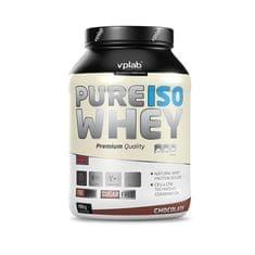 VPLAB beljakovinski izolat iz sirotke Pure Iso Whey, čokolada, 908 g