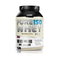 VPLAB beljakovinski izolat iz sirotke Pure Iso Whey, vanilija, 908 g