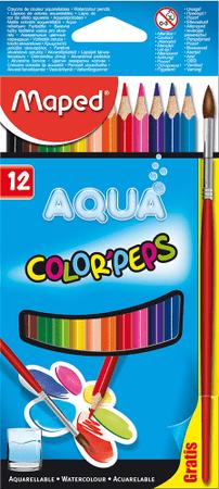 Maped barvice Color'Peps 3 robne Aqua 12/1