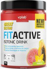 VPLAB izotonični napitak Fit Active, tropsko voće, 500 g