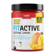 VPLAB izotonični napitak Fit Active, mango, 500 g
