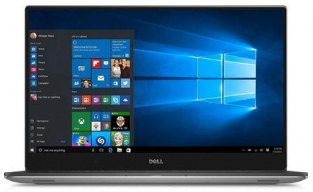 DELL prijenosno računalo XPS 15 9570 i7-8750H/16GB/SSD512GB/GTX1050Ti/15,6UHD/W10P, srebrn (5397184169889)