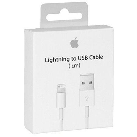 Apple podatkovni kabel MD818 za polnilnik, original