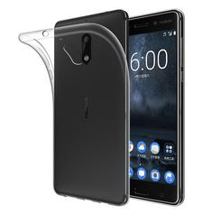 Ultra tanek silikonski ovitek za Nokia 2, prozoren - Odprta embalaža