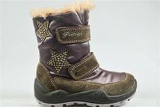 4b1d84fcc5c49 Primigi dievčenská zimná obuv