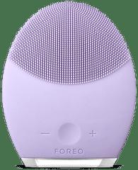Foreo sonična naprava za čiščenje obraza s tretmajem proti staranju LUNA 2, za občutljivo kožo