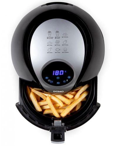 Digitální horkovzdušná fritéza DOMO DO509FR