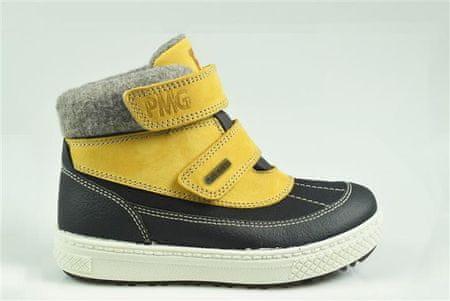 Primigi chlapčenská členková obuv 30 žltá