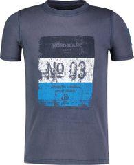 Nordblanc chlapecké tričko Varnish