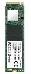 Transcend SSD disk 110S 256 GB, M.2, PCIe NVMe, 3D TLC