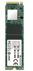Transcend SSD disk 110S 128 GB, M.2, PCIe NVMe, 3D TLC