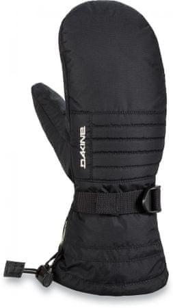 Dakine ženske skijaške rukavice Omni Mitt Black, S, crne