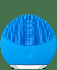 Foreo sonična naprava za čiščenje obraza LUNA mini 2 Aquamarine, modra