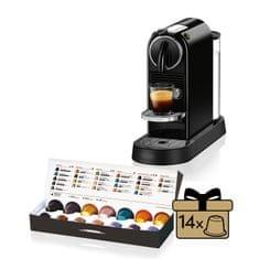 Nespresso De'Longhi CitiZ EN 167 B