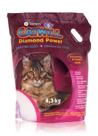 Tommi pijesak za mačke Catwill, 10 l