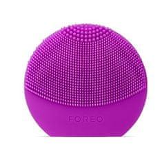 Foreo sonična naprava za čiščenje obraza LUNA Play Plus Purple, vijolična