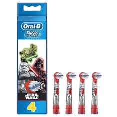 Oral-B Star Wars Fogkefe fej, 4 db