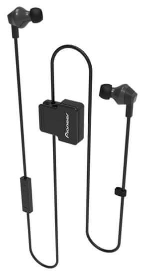Pioneer SE-CL6BT bezdrátová sluchátka, černá