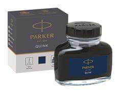 Parker črnilo Quink, temno modro