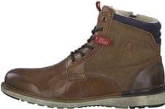 e27b1eab9572 Levné pánská značková obuv hnědá