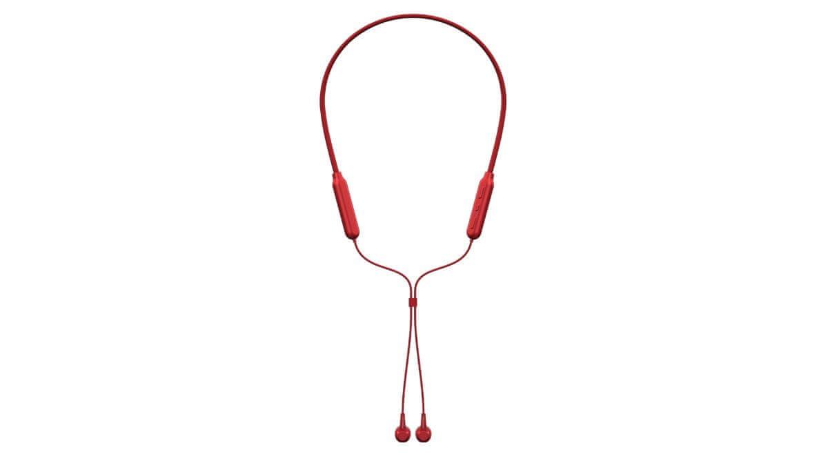 Pioneer SE-C7BT hordozható fülhallgató nyak körüli kábel