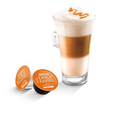 NESCAFÉ Dolce Gusto Latte Macchiato Caramel - kawa w kapsułkach