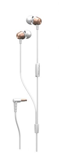 Pioneer SE-QL2T růžová sluchátka s mikrofonem