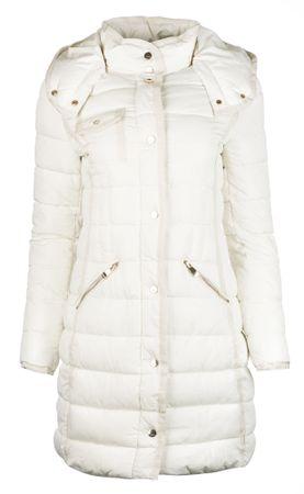 d703518538 Desigual női kabát Inga 36 fehér | MALL.HU