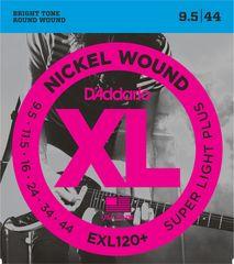 Daddario EXL120+ Struny na elektrickú gitaru