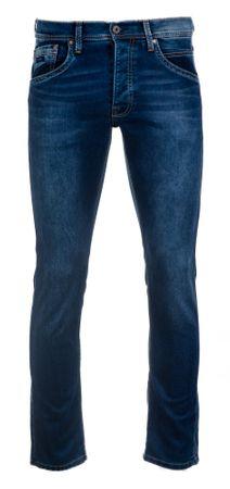 Pepe Jeans férfi farmer Track 3234 sötét kék