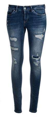 Pepe Jeans ženske traperice Pixie 26/30 plava