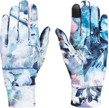 Roxy rokavice Liner Gloves J Glov Bgz1 Bachelor Button Water Of Love L