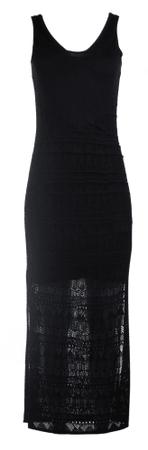 Timeout dámské šaty XS černá