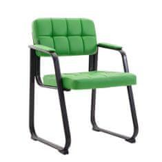 c923b05ec93f BHM Germany Konferenčná stolička s opierkami Landet koža