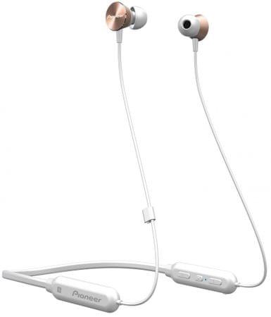 Pioneer SE-QL7BT vezeték nélküli fejhallgató, rózsaszín