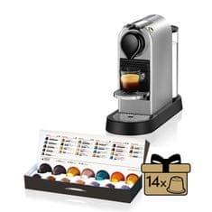 NESPRESSO ekspres kapsułkowy Krups XN740B10 Nespresso Citiz Titan